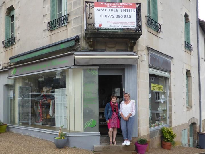 La P'tite boutique d'Allassac